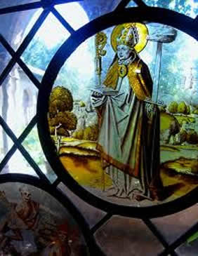 The Commemoration Of Important People Usually Patrons Who Donated Generously To Church Often They Were Portrayed In Windows As Holy Or Pious